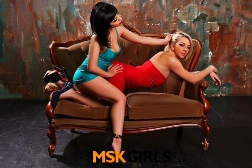 Проститутка Кира и Ника