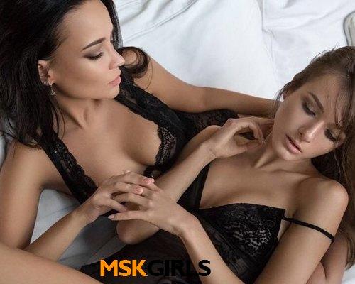 Проститутка Лора и Лиза